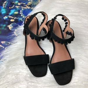 Zara woman Pom Pom sandal